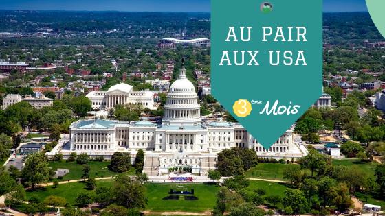 AU PAIR AUX USA : Novembre – 3ème mois