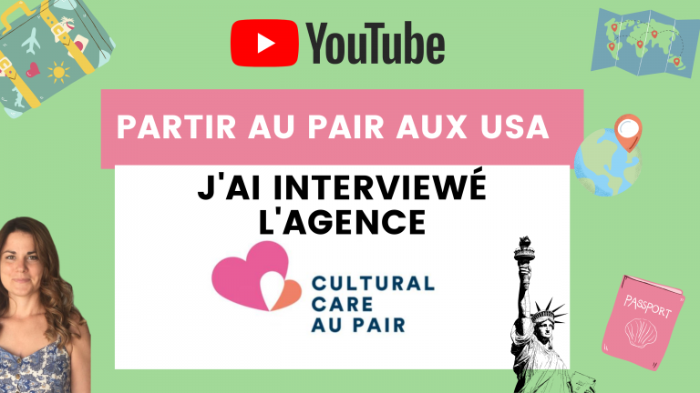 J'ai interviewé Cultural Care