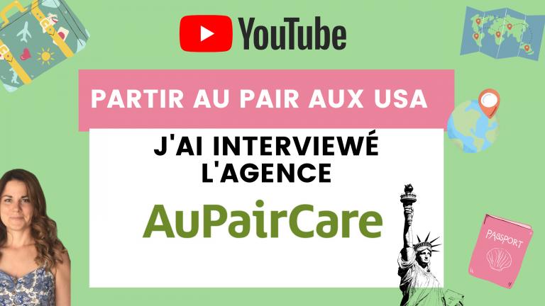 J'ai interviewé Au Pair Care