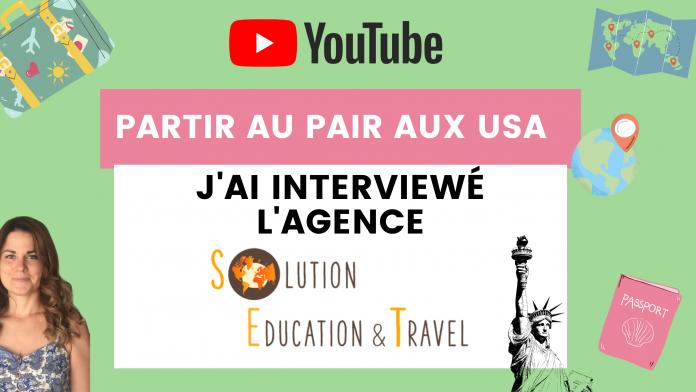 au pair à l'étranger solution education travel