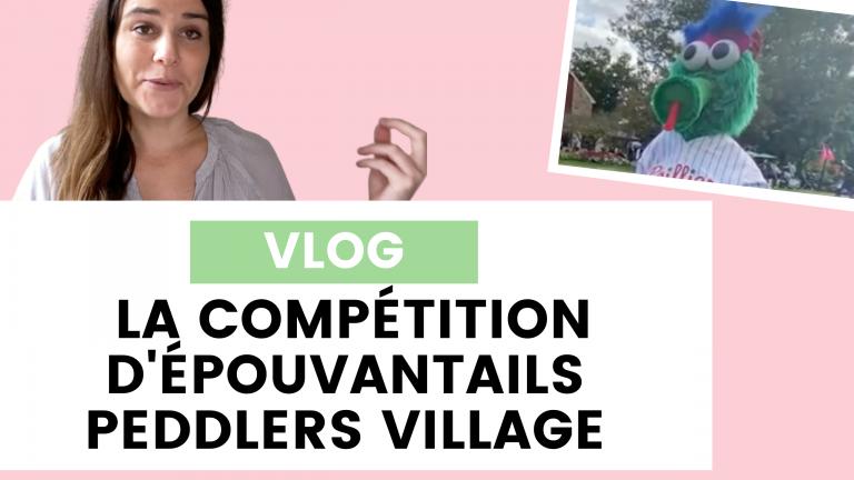Le Peddlers Village pendant Halloween : la compétition d'épouvantails