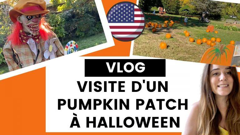 Snipes Farm : Visite d'un pumpkin patch pour Halloween